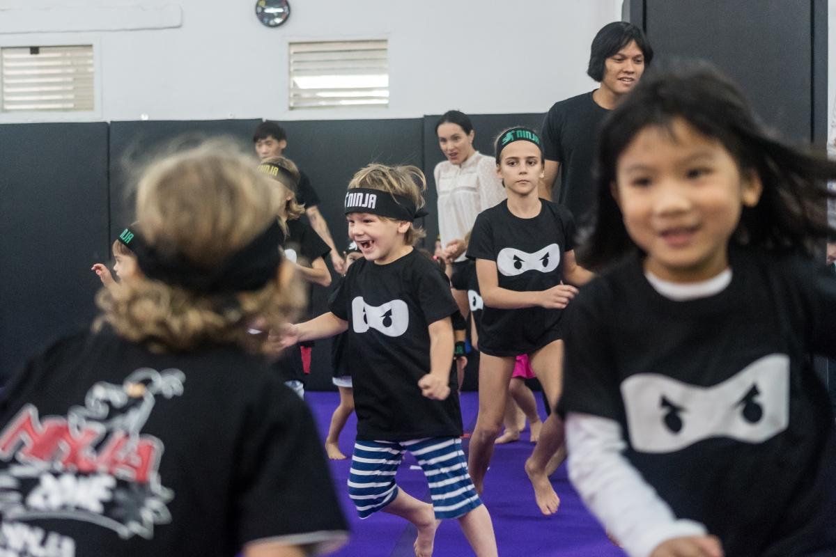 Ninja Games Free trials The Yard Dempsey Singapore