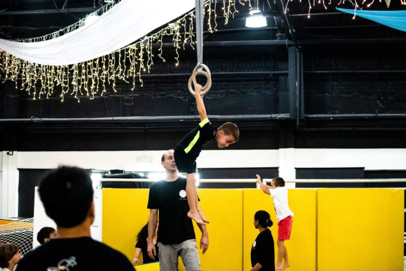 JuniorTumbling The Yard Singapore gymnastics classes